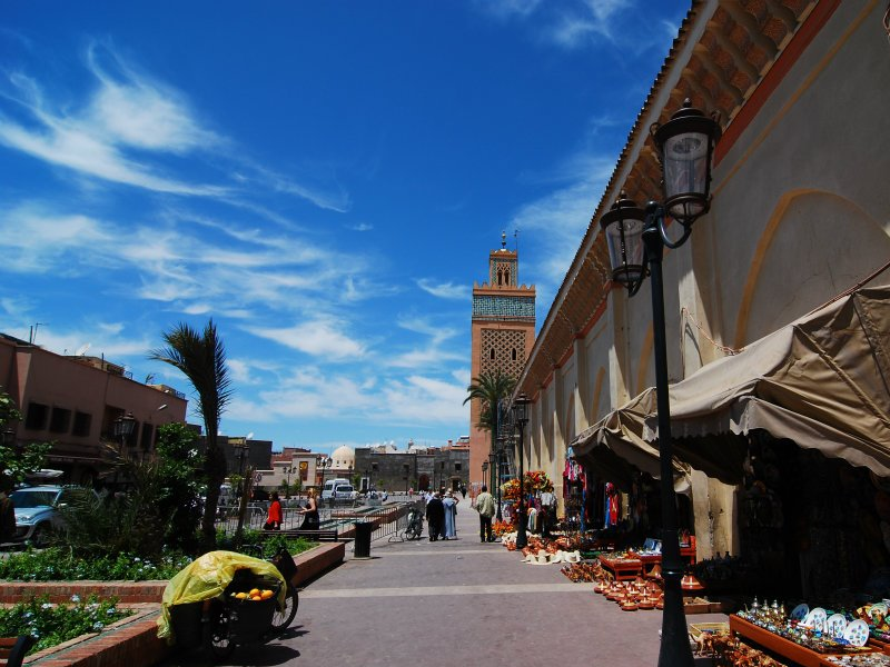 Agadir to marrakech