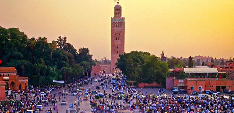 2 days Tour to Marrakech