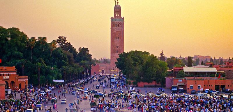 Circuit 2 Jour a  Marrakech