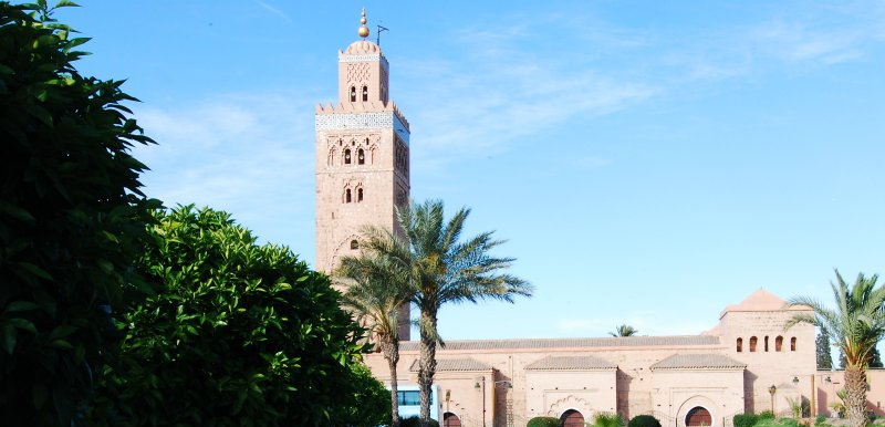 From Casablanca Airport to Marrakech